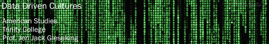 Data Driven Cultures