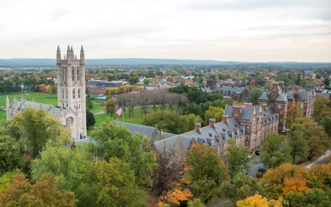 How Trinity Shapes Lives -Clif McFeely '71