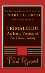 Fitzgerald Trimalchio