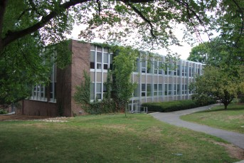 McCook Academic Building  (MC)