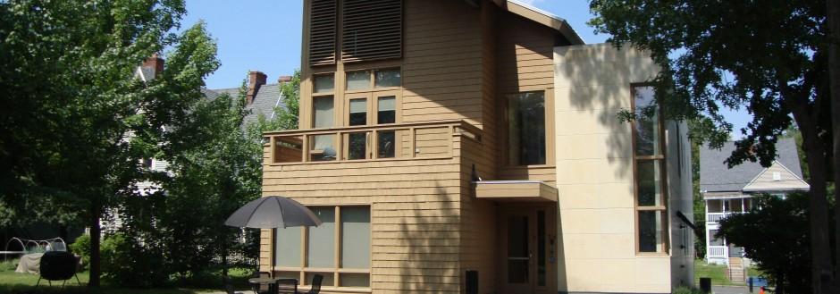 Zachs Hillel House