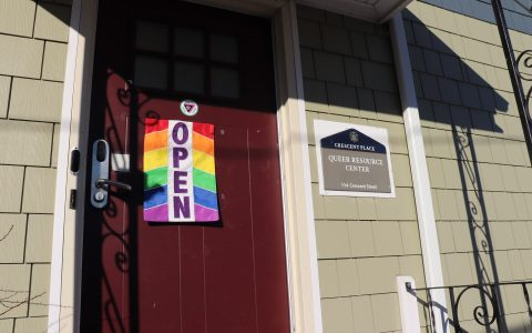 Trin's Ultimate Safe Hangout Space: A Renovated Queer Resource Center