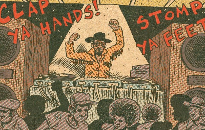 Animated: Kool Herc Rocks the House