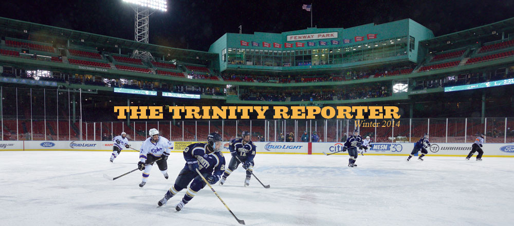 Trinity Reporter – Winter 2014