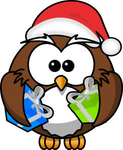 owl-santa