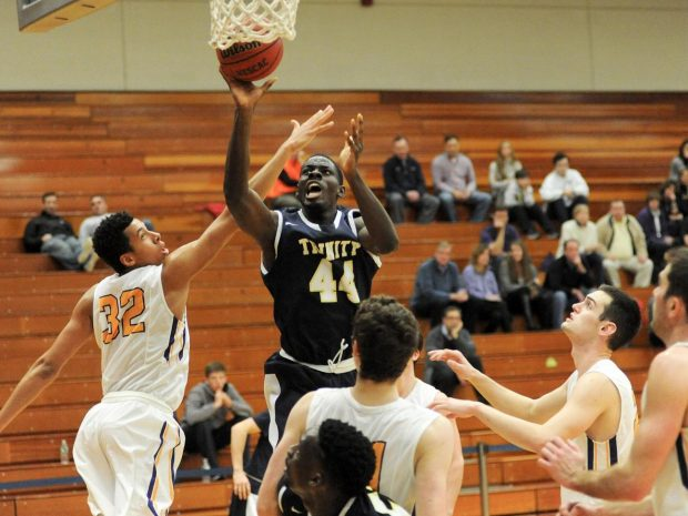 Trinity Tripod Athlete of the Week: Shay Ajayi '16