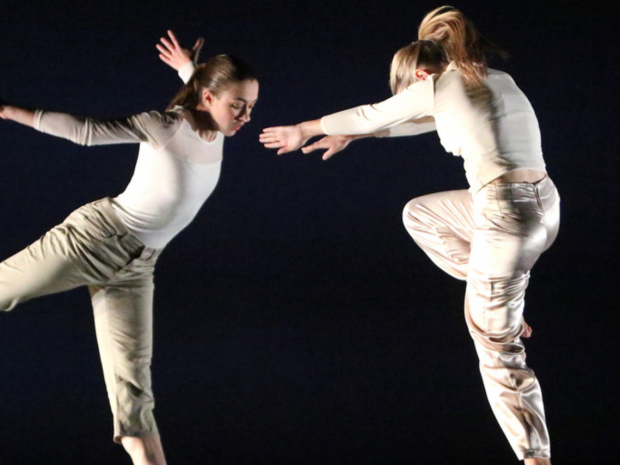 Bronwen MacArthur's Fall Dance Enchants at AAC