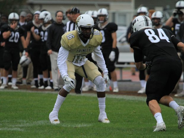 After Bowdoin Win, Football Prepares to Face Middlebury