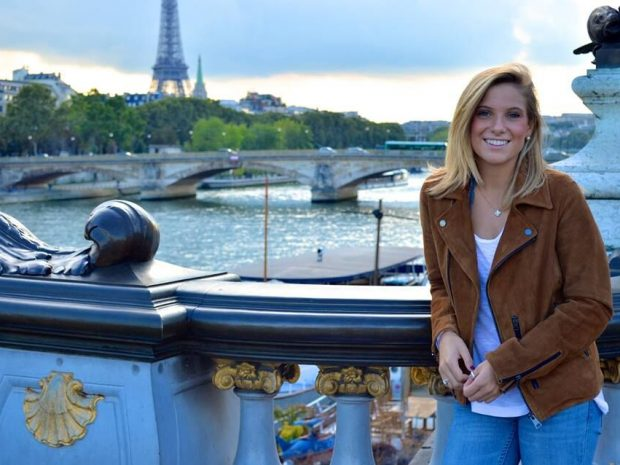 Trinity in Paris: Abroad Insights from Jenny Cook '18