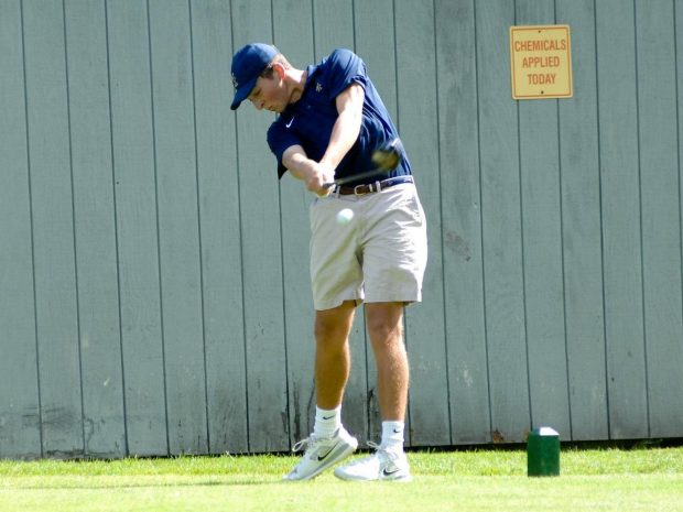 Golf Team Clinches Berth in NESCAC Championships