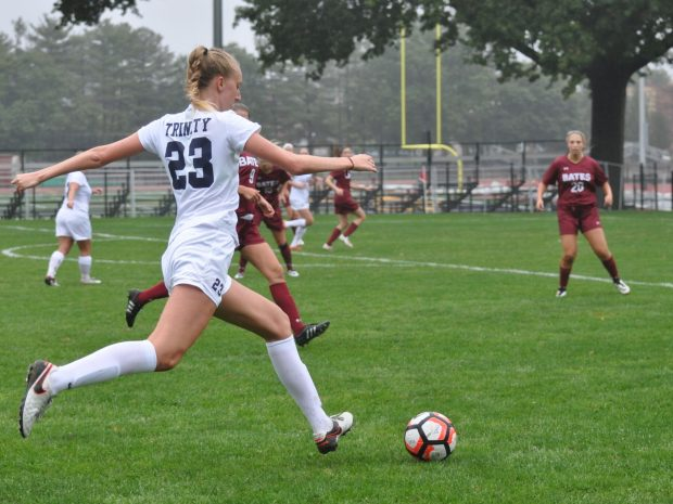 Women's Soccer Stays Hot With Win Against Bates