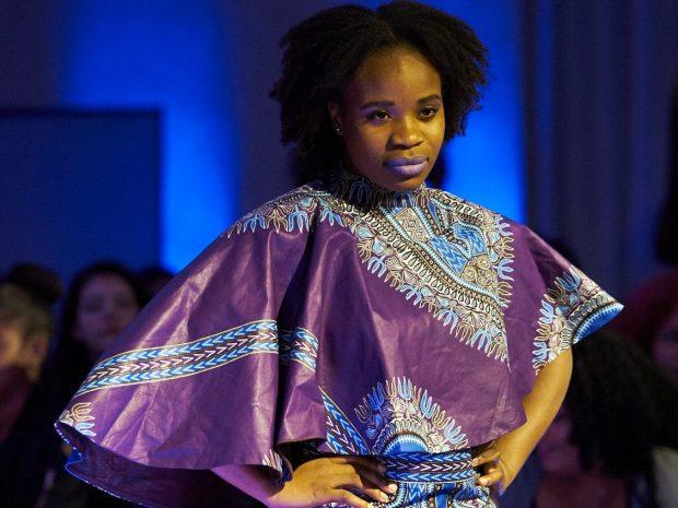 TASA African Mystique Fashion Show Slays on Campus