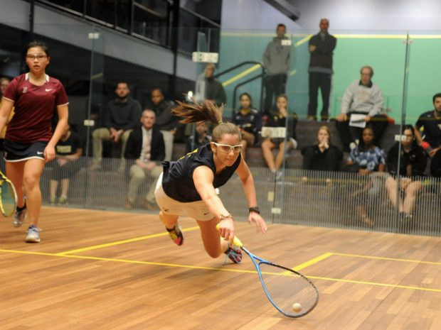 Women's Squash 3-0