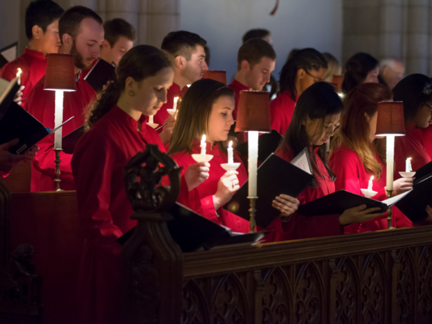 58th Annual Lessons and Carols Rings in the Season