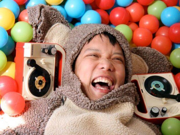 "Come see ""Kid Koala,"" at the Austin Arts Center"