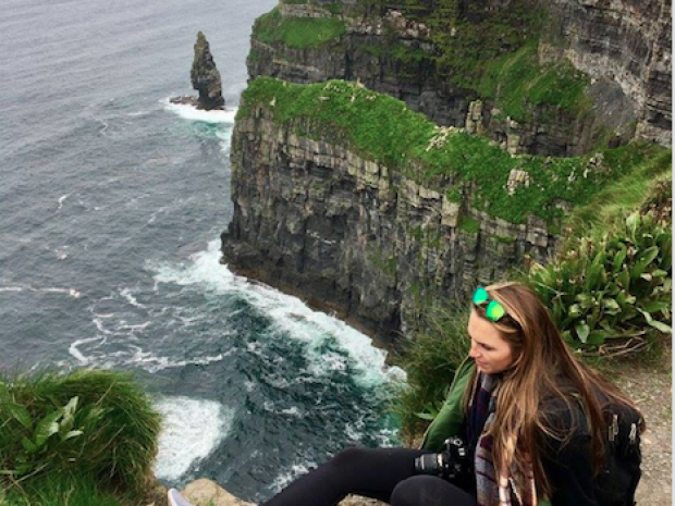 Sarah Duffy '18 on Studying Abroad in Ireland
