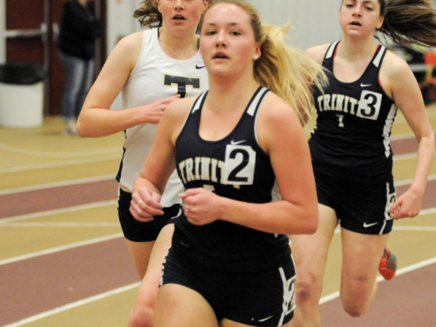 Track & Field Has Strong Showing as Invitational Hosts