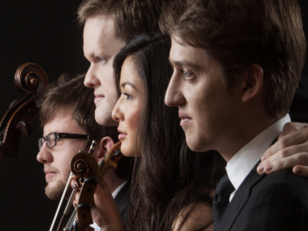 Aeolus Quartet Performs Mozart and Beethoven