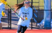 Women's Lacrosse Defeats Bates, Suffers Loss at Tufts