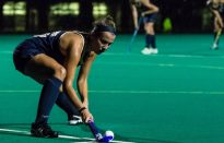 Field Hockey Falls to Hamilton in Close Match Up