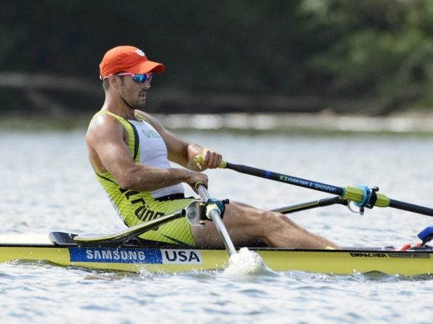 Trinity Rowing Alumni In World Championship