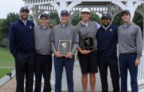 Men's Golf Sets Record in Bill Detrick Invitational