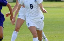Women's Soccer Scores First Win. Next Stop: Emerson