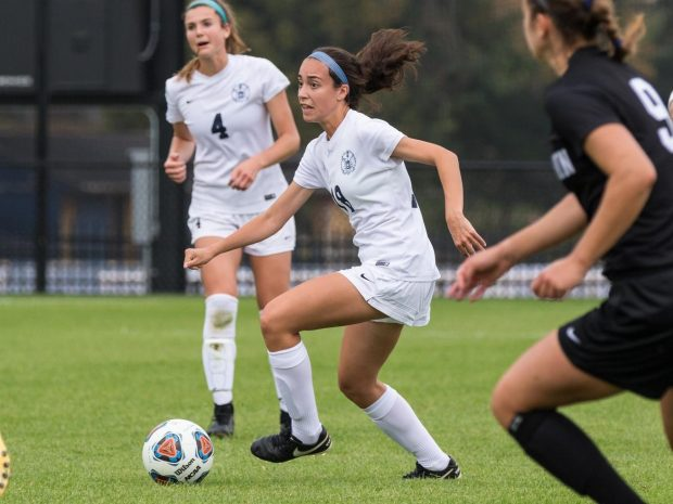 Men's and Women's Soccer Teams Suffer Tough Season-Openers