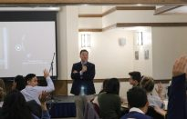 AASA Hosts Esteemed Asian-American Speakers