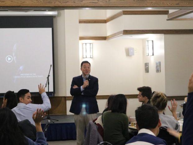AASA Hosts Esteemed Asian-American Speakers