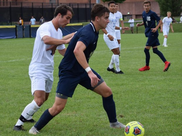 Men's Soccer Suffers Double Overtime Lost To Bates