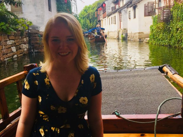 Study Abroad Reflection: Gillian in Shanghai, China