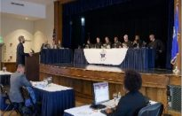 CT Supreme Court Hears Cases Here on Campus