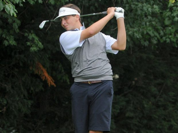 Men's Golf finishes second in NESCAC Qualifier