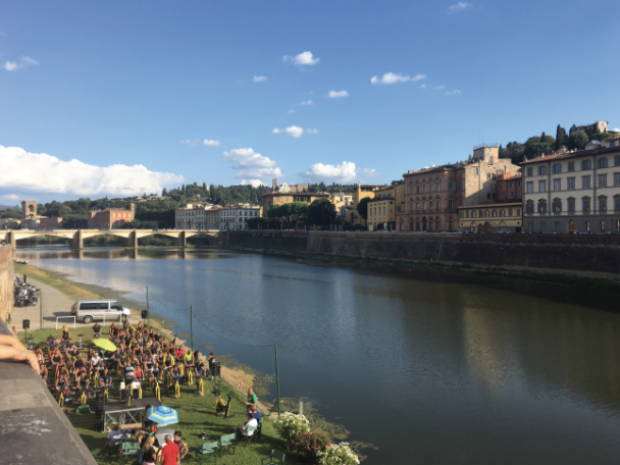 Another Editor Abroad, This Time in Florence