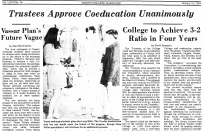 Trinity Celebrates 50 Years of Coeducation