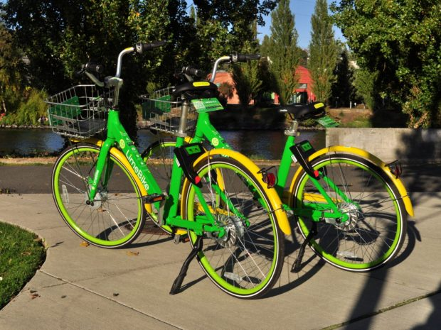 LimeBike Program to End on Campus and in Hartford