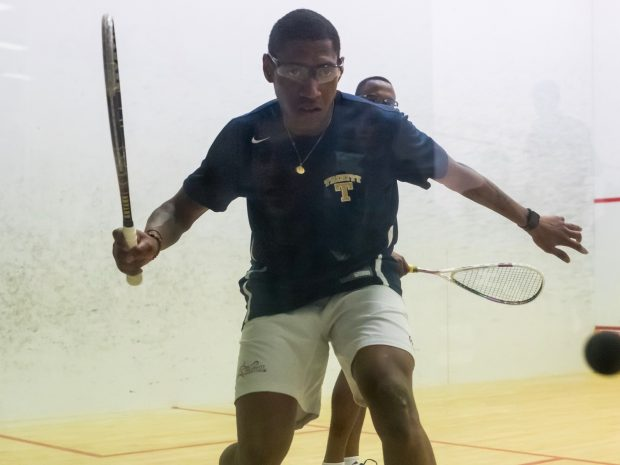 Men's and Women's Squash Have Victorious Weekend