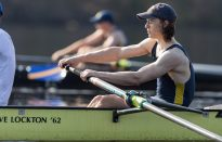 Men's Crew Prepares for Upcoming Spring Season