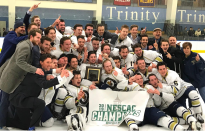 Men's Hockey Wins NESCAC Title
