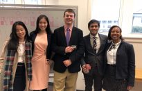 Trinity Speech Team Qualifies for Nationals