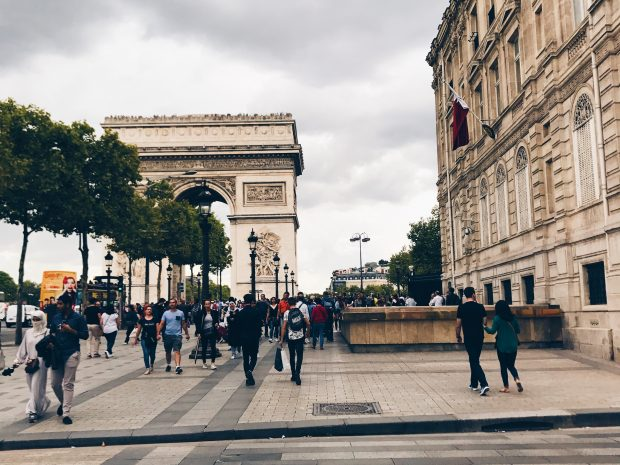Major Changes to Trinity-in-Paris Program in Fall 2019