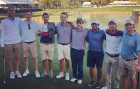 Men's Golf Travels to Florida; Prepares for Season