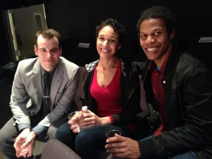 Cast of Jimmy and Lorraine After Show on October 30, 2015